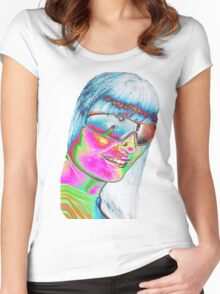 Freedom Women's Fitted Scoop T-Shirt