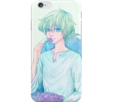 digital watercolor iPhone Case/Skin