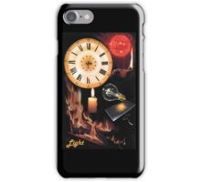 Light over Time iPhone Case/Skin