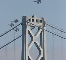 Blue Angels in San Francisco by fototaker