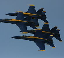 Blue Angels - Up & Away by fototaker