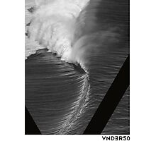 VNDERFIFTY OCEAN Photographic Print