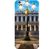 Lights of Saint Mark Square iPhone Case/Skin