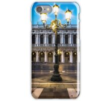 Lights of Saint Mark Square iPhone Case/Skin