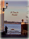 A Time to Ponder by Charmiene Maxwell-Batten