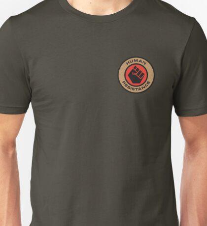 Human Resistance Unisex T-Shirt
