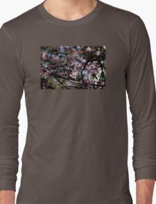 Spring Plum Blossoms Long Sleeve T-Shirt