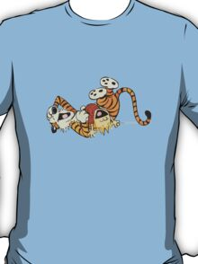 Calvin and Hobbes ROTFL T-Shirt