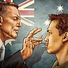Abbott - Shhh... by James Fosdike