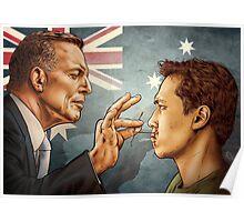 Abbott - Shhh... Poster