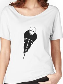 Sinister Cyclist Women's Relaxed Fit T-Shirt