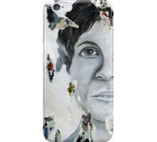 She Was Always Supportive iPhone Case/Skin