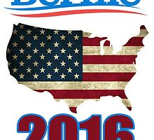 BERNIE SANDERS FOR PRESIDENT by designbook