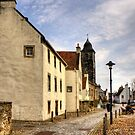Culross Town Square by Tom Gomez