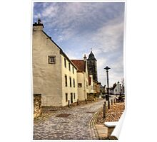 Culross Town Square Poster