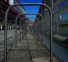 TUNNEL VISION by Steve Maidwell