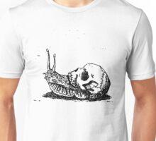 Skull Snail Unisex T-Shirt