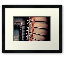 Dying places #3 Framed Print