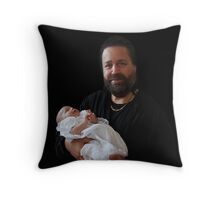 CHRISTENING BROTHER AND GRAND BABY..PRIVATE SALE..FAMILY BROTHER..SALE SOLD ONE LARGE PILLOW AND INSERT TY LEO HUGS. Throw Pillow