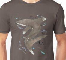 Oceanic White Tip Shark Unisex T-Shirt