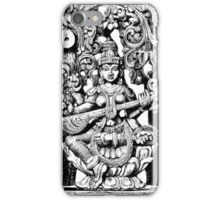 Godess Saraswati iPhone Case/Skin