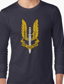 Special Air Service Long Sleeve T-Shirt