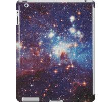 Starfield - Stars, Nebulae, Starburst iPad Case/Skin