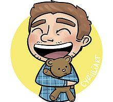 Emoji xD - Liam by cyrilliart