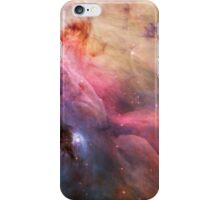 Orion Nebula / Pastel Rainbow iPhone Case/Skin