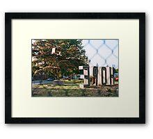 Hope, Atlanta Framed Print