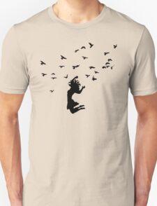 Music Reminds Me I Am Free Unisex T-Shirt