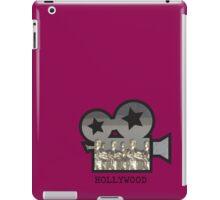 Hollywood Oscars, stars and film iPad Case/Skin