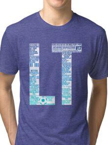 Louis Tomlinson Tri-blend T-Shirt