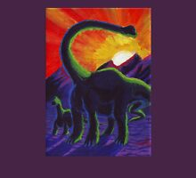 Jurassic Sunset Unisex T-Shirt