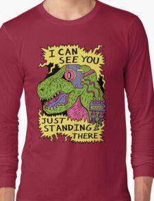 Eye Rex Long Sleeve T-Shirt
