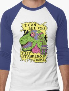 Eye Rex Men's Baseball ¾ T-Shirt