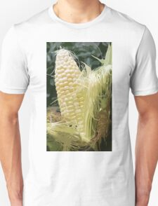 Corn up close and personal Unisex T-Shirt