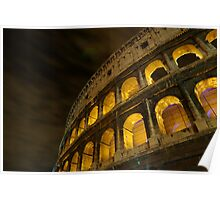 the power colosseo Poster