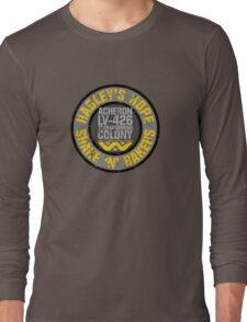 Hadley's Hope Shake 'N' Bakers Distressed Long Sleeve T-Shirt
