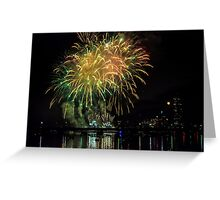 Happy Birtday, America! Greeting Card