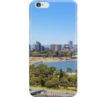 The City Of Perth WA -  Panorama  iPhone Case/Skin