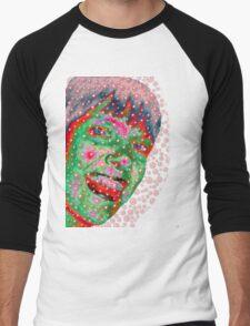 Bubble Girl Men's Baseball ¾ T-Shirt