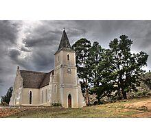 Haarlem Church Photographic Print