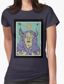 Space Gypsy  Womens Fitted T-Shirt