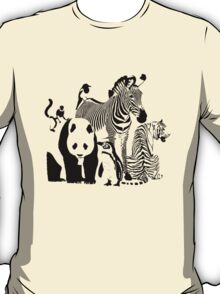 Spots and Stripes T-Shirt