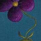 Lemon Flower by Violettt