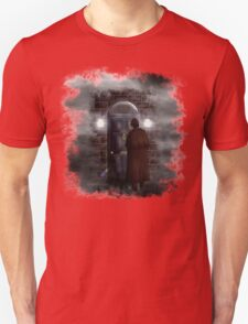 Haunted house Baker street 221b T-Shirt