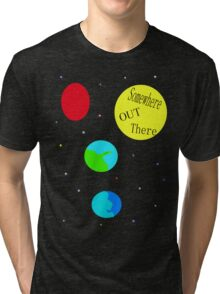 In a childs imagination. Tri-blend T-Shirt