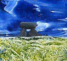 The Cromlech by Anne Pearson