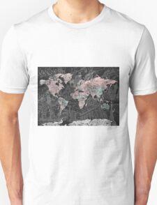 World Map antique T-Shirt